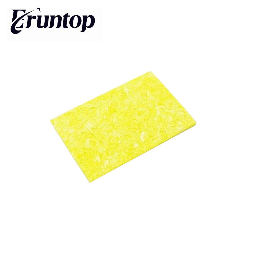 Super Warming Heat-resisting Compressed Sponge For Solder Cleaning