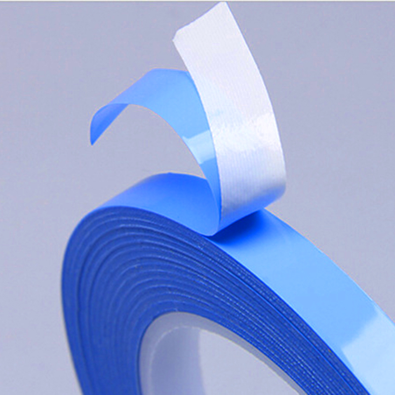 25m/Roll  Width Transfer Tape Double Side Thermal Conductive Adhesive Tape For Chip PCB LED Strip Heatsink