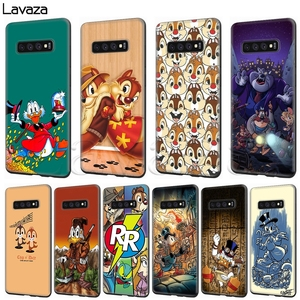 Lavaza Chip n Dale Soft Silicone Case for Samsung Galaxy S6 S7 Edge S8 S9 S10e Plus A3 A5 A6 A7 A8 A9 J6 Note 8 9 2018(China)