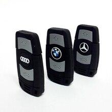 Mini usb Car key for BMW pen drive flash card 16gb 8gb 4gb Usb flash drive cle usb flash disk on key pendrive usb key