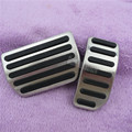 Car Accessories For VOLVO S40 S60 V60 S80L XC60 AT,non slip accelerator gas brake pedal plate pad,Car Styling Sticker