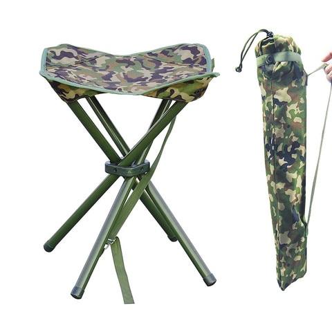 portatil dobravel cadeira de pesca cadeira 300lbs heavy duty camping traving assento fezes cadeira de