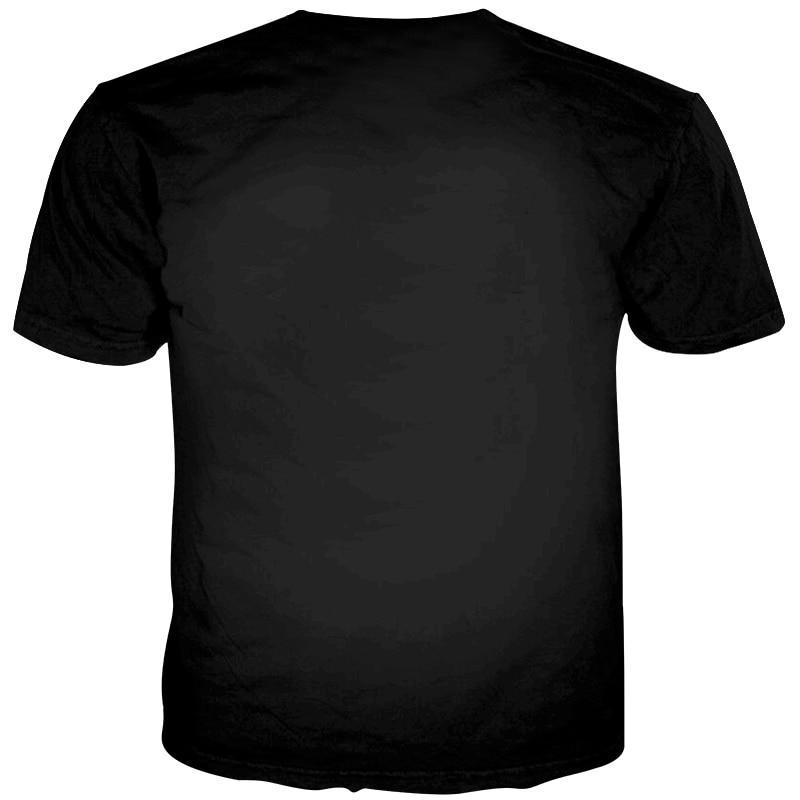 John Wick 3D Printed T-shirt   Short Sleeves Keanu Reeves 1