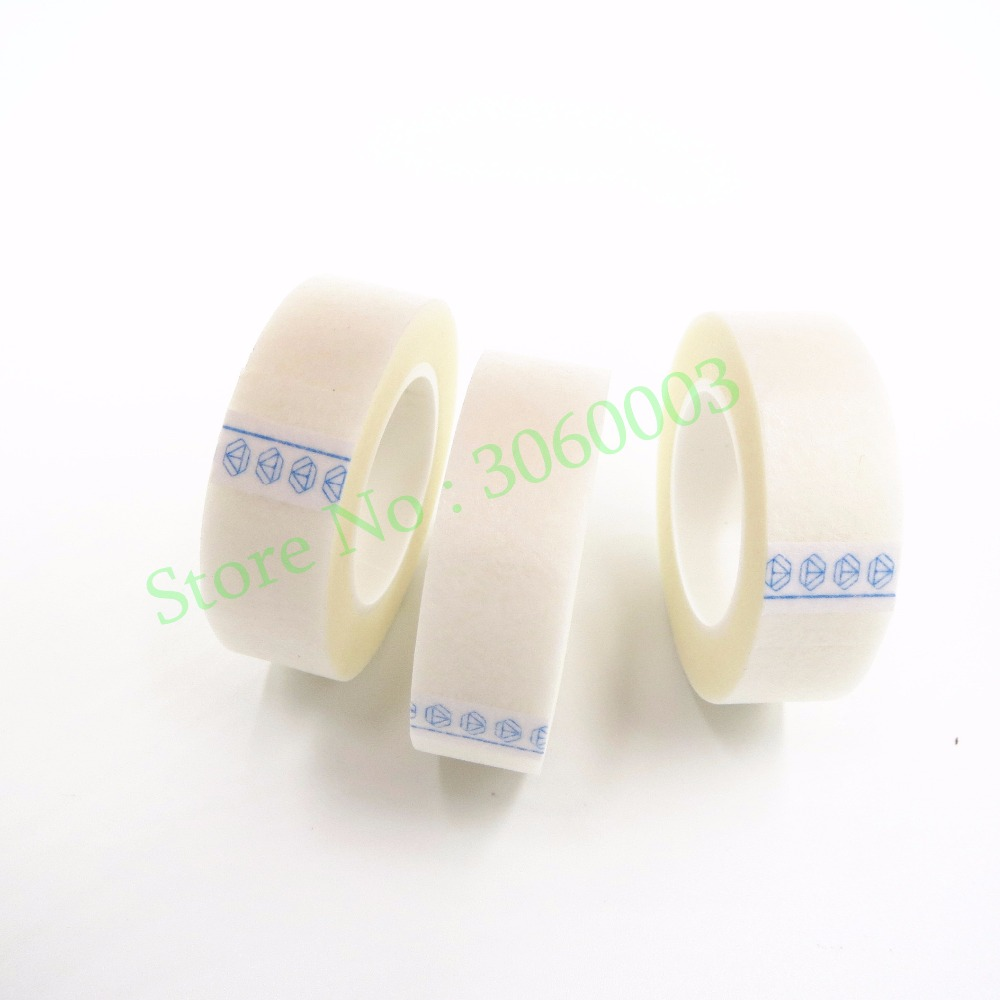 10Rolls Micropore Paper Medical Tape for Professional Eyelash Extension