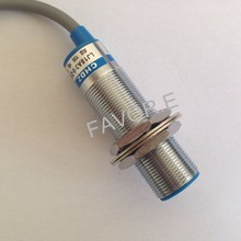 M18 DC NPN NC 3 wires 5mm Approach Sensor Inductive Proximity Switch 6 36VDC LJ18A3 5