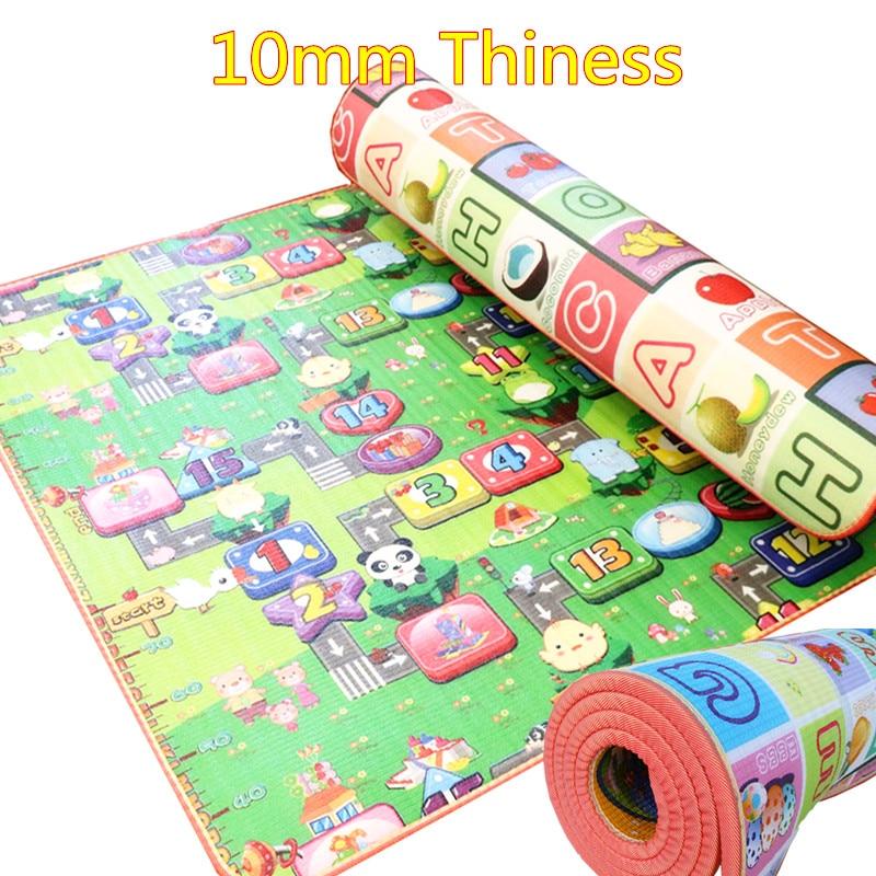 10-mm-Thick-Double-Sides-Children-Play-Mat-Waterproof-Kids-Beach-Picnic-Mat-Soft-Eva-Foam-Carpet-Rug-Baby-Crawling-Mat-Baby-Toy-1