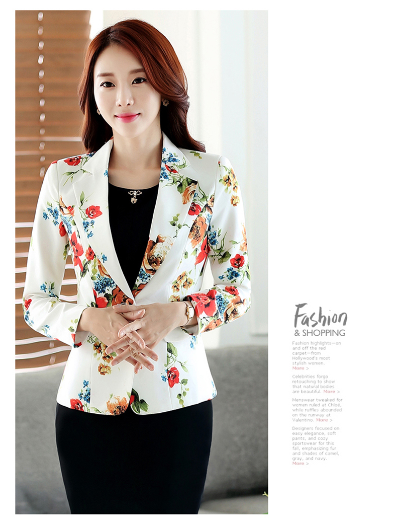 Ladies Blazer Fashion  (12)