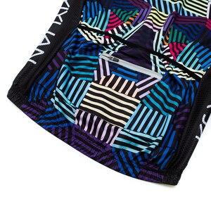 Image 5 - قميص قصير الأكمام للدراجة من Keyiyuan صيفي بنمط احترافي قميص من الجيرسيه