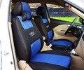 (Frente + Traseira) Universal Car-Capas Para E3 Chery A1 A3 A5 Tiggo Riich Eastar Fulwin Cowin tampa de assento do carro de Material 3D + frete Grátis