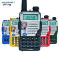 Baofeng UV-5RE Walkie Talkie Dual Band CB Radio baofeng UV5R Updated version 5W 128CH UHF&VHF portable radio