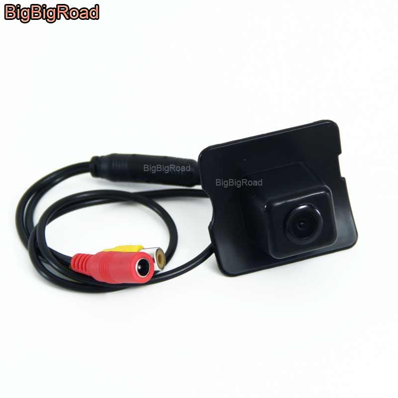 BigBigRoad Auto Rückansicht Rückfahr Kamera mit Filter Für Mercedes Benz M ML W164/R W251 2006-2013 /GL X164 GL350 GL450 GL500