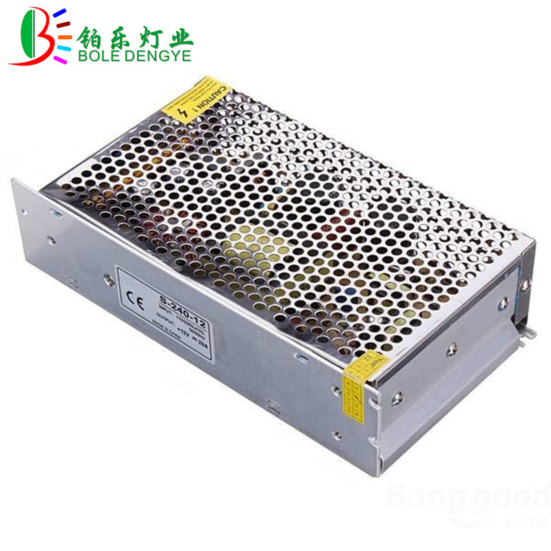 AC DC 12V Power Supply 220 to 12V Transformer 1A 2A 3A 5A 6.5A 10A 20A 33A LED Driver For Led Light new 12v 1a 12w ac dc transformer driver for mr16 mr11 gu5 3 led bulbs strips promotion