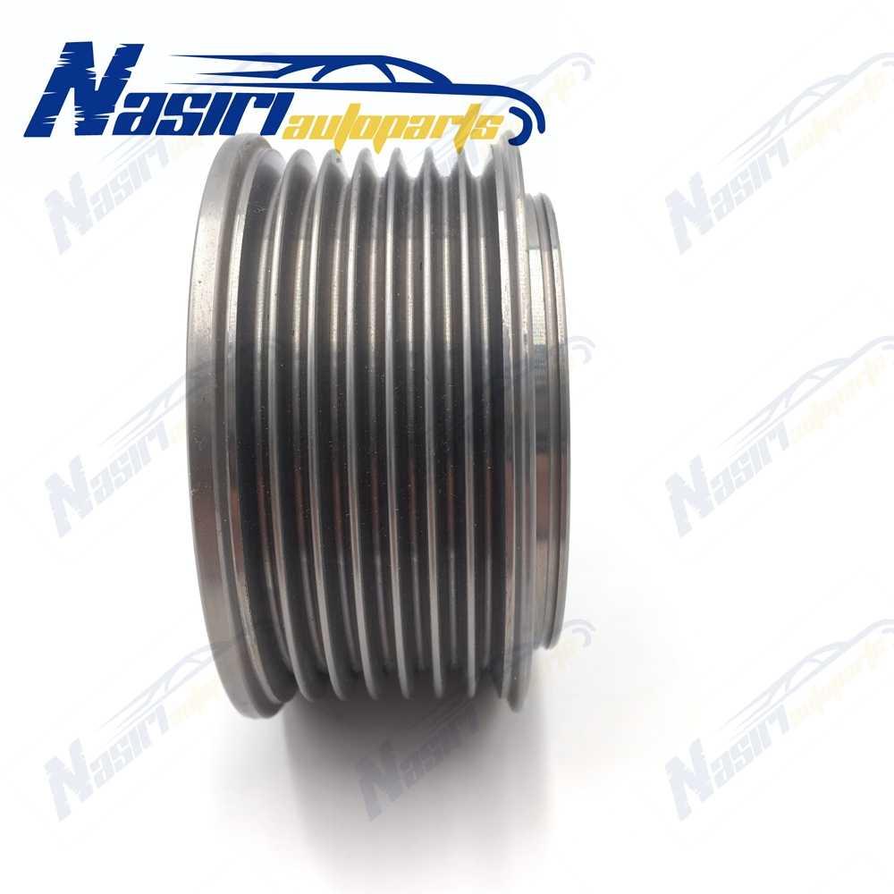 По сравнению с бег муфта свободного хода для преобразователя шкив для NISSAN NP300 NAVARA пикап (D23) 2,5 DCi дизельный 16 V 2014-#535029410 56846