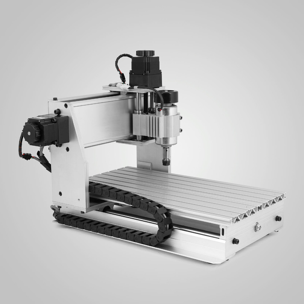 Wood Engraving Machine And CNC Engraving And Cutting Machine 4 Four Axis  CNC 3020T