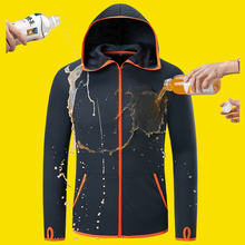 Fishing Men/woman Clothes Tech Hydrophobic Clothing Casual Outdoor Camping Hooded Jackets Ice silk Waterproof Fishing Clothes 2018 new fishing clothing men and women autumn winter waterproof warm fishing jackets patchwork hooded mountaineering suits