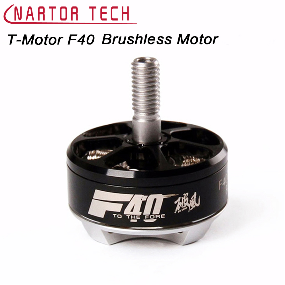 <font><b>T</b></font>-<font><b>Motor</b></font> <font><b>F40</b></font> Brushless Electrical <font><b>Motor</b></font> 2400KV 2600KV for FPV Racing Drone RC Drones Diy Frame Kit Quadcopter toys free shipping image