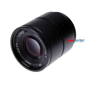 Image 4 - 5ピース3mp 4ミリメートル/6ミリメートル/8ミリメートル/12ミリメートル/16ミリメートルcsレンズ1/2. 5 f1.4 cs固定ir 3.0メガピクセルcctvレンズ用ir 720 p/1080 p cctvセキュリティカメラ