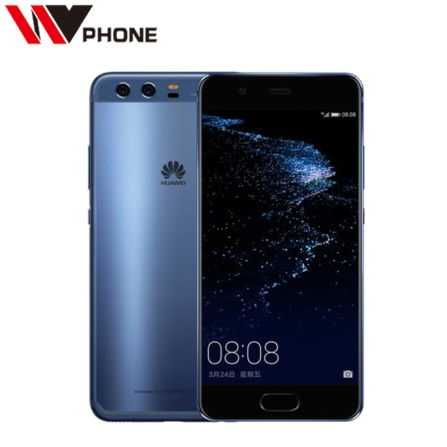 "Original Huawei P10 Plus 4G TE Mobile Phone Kirin 960 Octa Core 6G RAM 64G ROM 5.5"" 2560*1440P Dual Rear Camera Fingerprint"