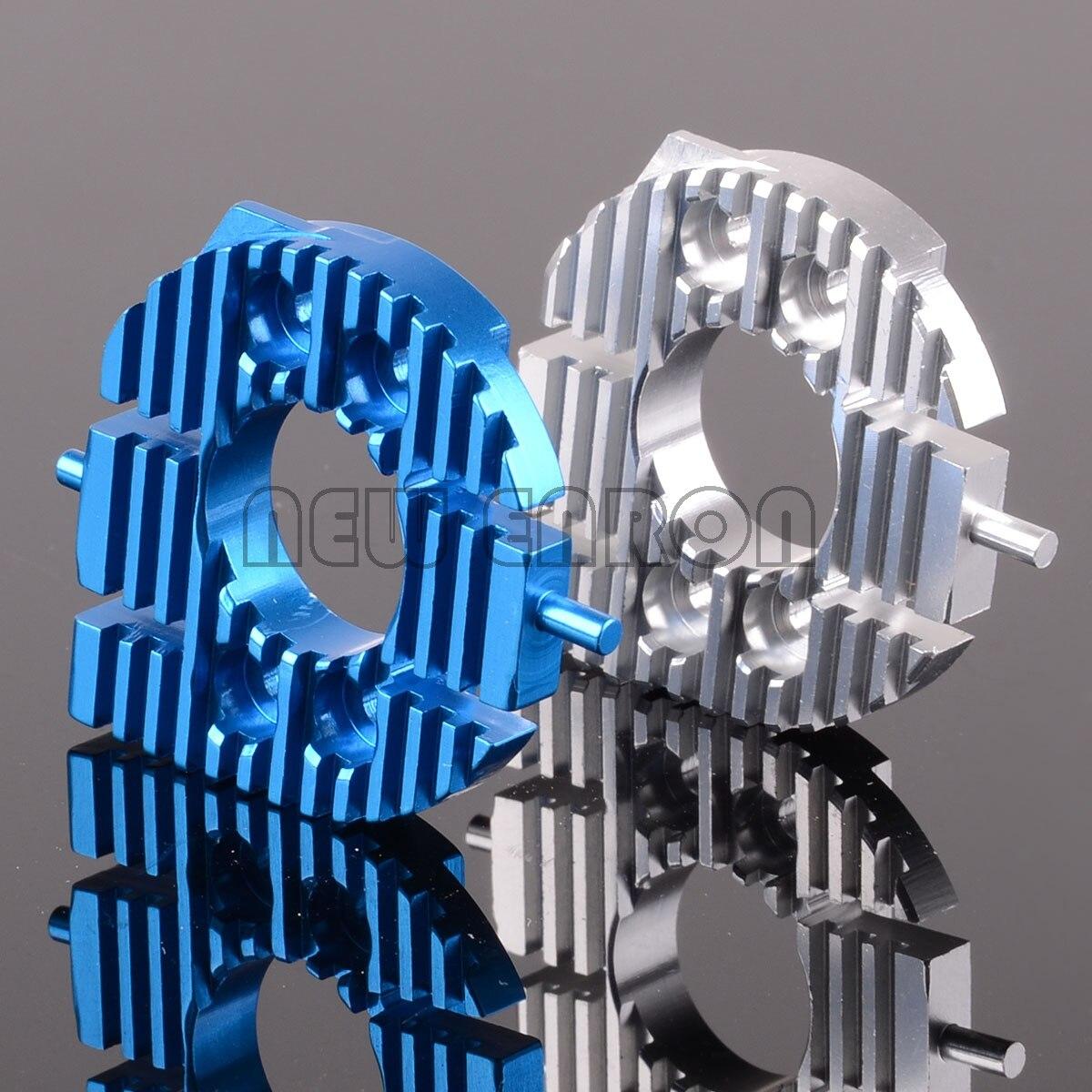 NEW ENRON 1:10 Aluminum Motor Heat Sink Mount Plate For RC 1/10 TAMIYA CC01 CC-01 CC018