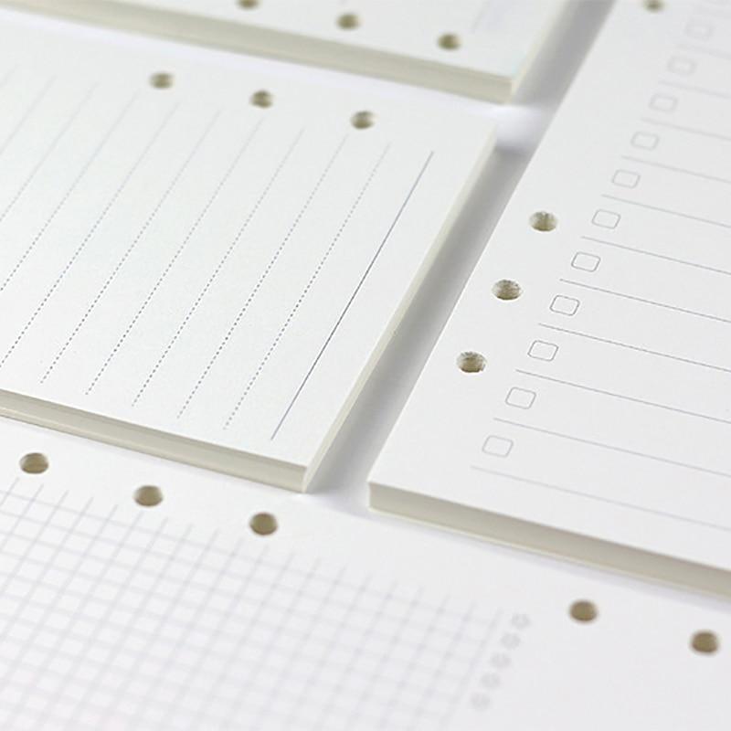A6 A7 MUJI Κάλυψη βιβλίου PVC και χαρτί - Σημειωματάρια - Φωτογραφία 5