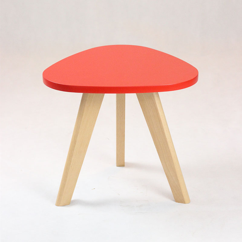 solid wood tea table side end table for office coffee table colorful small table living room bedroom furniture цены
