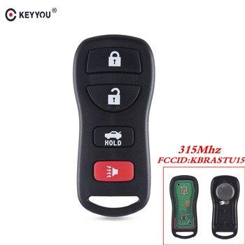 Chiave Telecomando per Nissan Altima Armada Maxima  Sentra Infiniti KBRASTU15 4 tasti 315MHZ 1