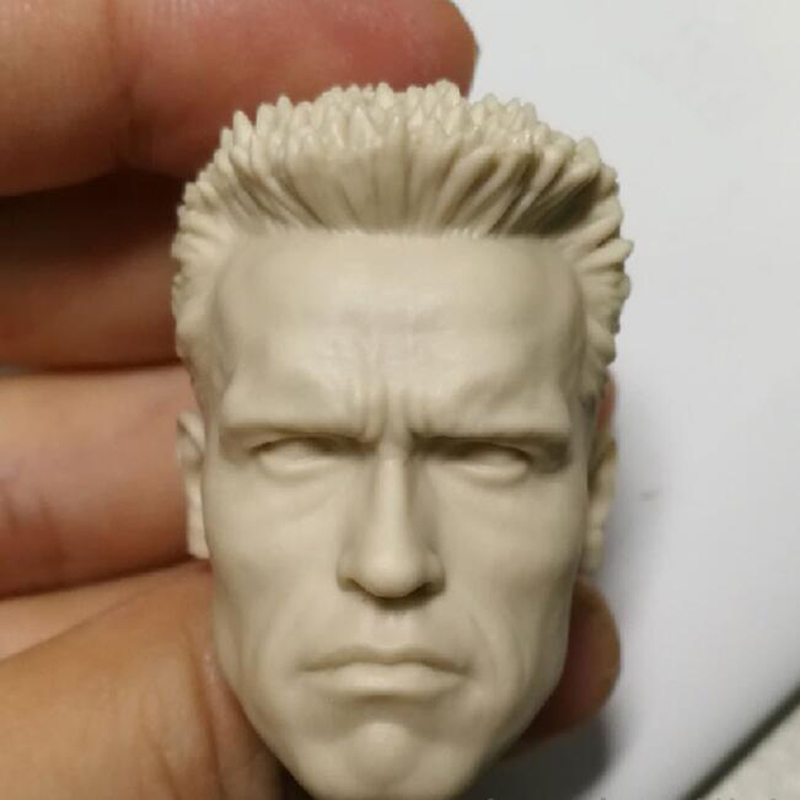 Blank Hot 1//6 Scale Prison Break T-Bag Robert knapp Head Sculpt Unpainted