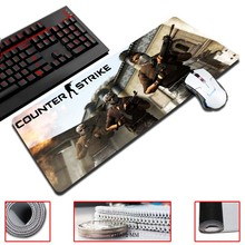 The CSGO Counter Strike Ultimate Gaming Mousepad Natural Rubber Gamer Mouse Mat Pad Game Computer Desk Pad Mouse Play Mat