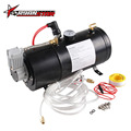 12v Air Compressor with 3 Liter Tank for Air Horn Train Truck RV Pickup 125 PSI