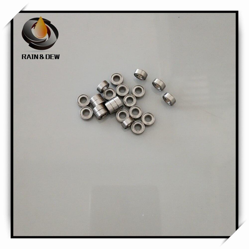10Pcs MR84  Ball Bearing MR84 MR84ZZ MR84RS MR84-2Z MR84Z MR84-2RS  Deep Groove Ball Bearings 4 X 8 X 3mm