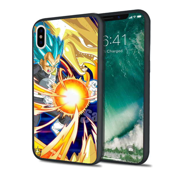 coque dragon ball z iphone xs max
