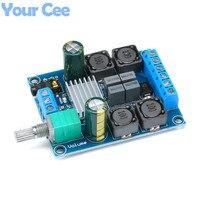 TPA3116D2 2x50W Digital Power Audio Amplifier Board Module 4 5V To 27V Volume Control Dual Channel