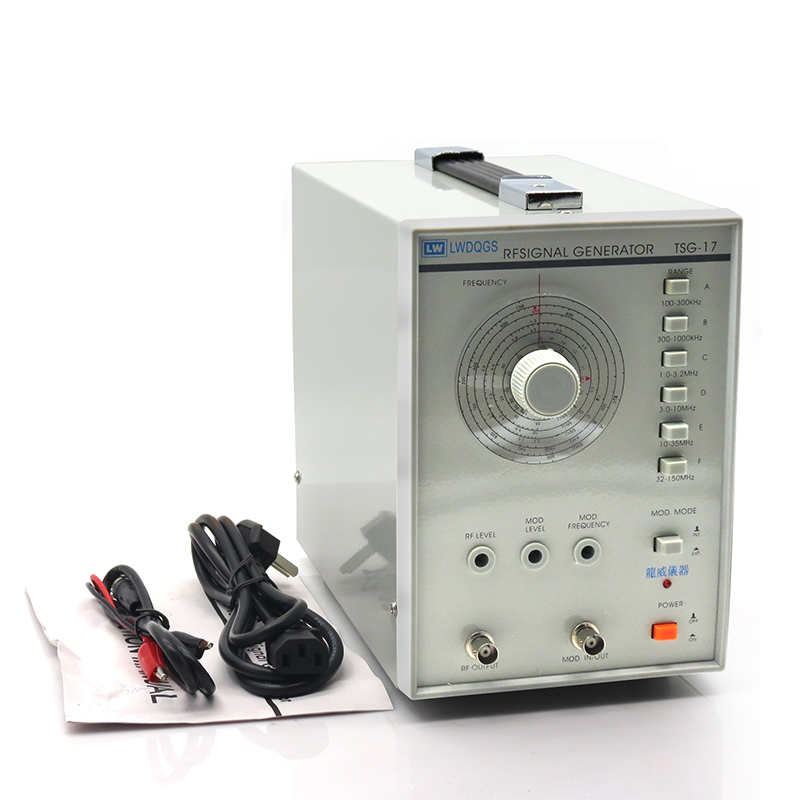 TSG-17 high frequency signal generator signal source Signal Frequency Radio 100KHZ-150MHZ Y specializing in the production of wholesale tsg 17 high frequency signal generator 100 khz to 150 mhz signal frequency