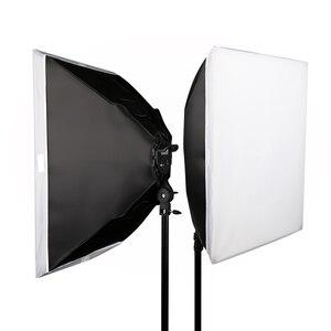 Image 3 - GSKAIWEN 写真スタジオ LED 照明キット調整可能な光は三脚写真とビデオ補助光