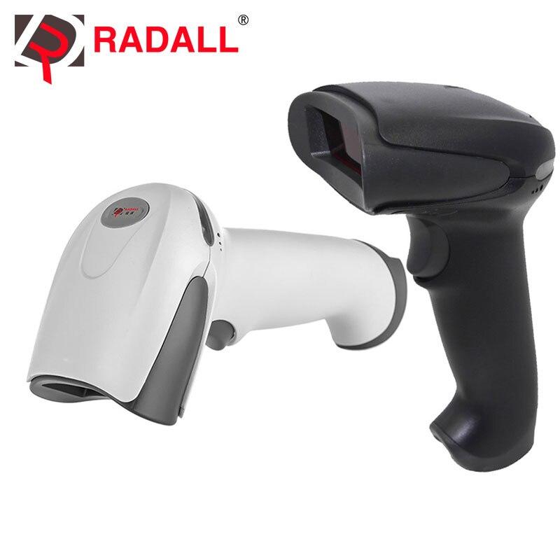 Rd-2013 низкая цена oem сканер штрихкодов дешевые Портативный USB проводной 1D кабель считывания штрих-кода для pos Системы супермаркет