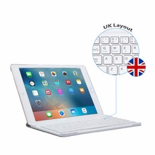 Portable Wireless Bluetooth Aluminium Keyboard