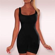 MAXIORILL новые модные Для женщин Пикантные костюм пляжного типа без рукавов Bodycon Вечерние клубный комбинезон боди Для женщин пикантные Y