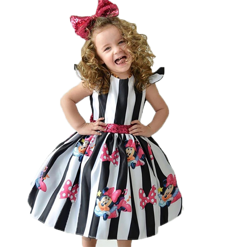 TV Filles Disney Minnie Mouse rouge tutu ballerine MICKY fancy dress costume outfit