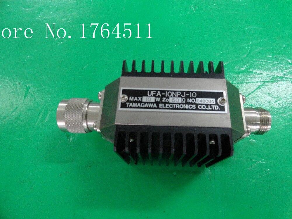 [BELLA] TME UFA-10NPJ-10 10dB DC-3GHZ Fixed Attenuator 10W
