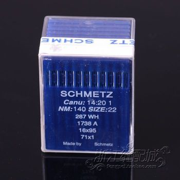 Lockstitch DBX1 / 16X231 / 287WH / 1738 (A) 8 To 22# 140 Sewing Accessories Sewing Machine Needle image