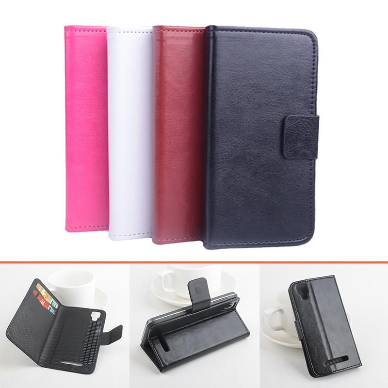 HongBaiwei Cell Flip case for Explay Tornado phone bag Case PU Leather Luxury for Explay Tornado cover case Brand Card Slot