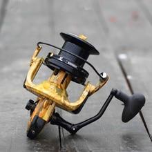 Carp Fishing Reel   Spinning Reel For Fishing   Series 5000-10000   Right Left Hand Interchangeable   Spinning Fishing Reel цена