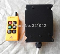 Crane industrial remote control HS 6 wireless transmitter push button switch China