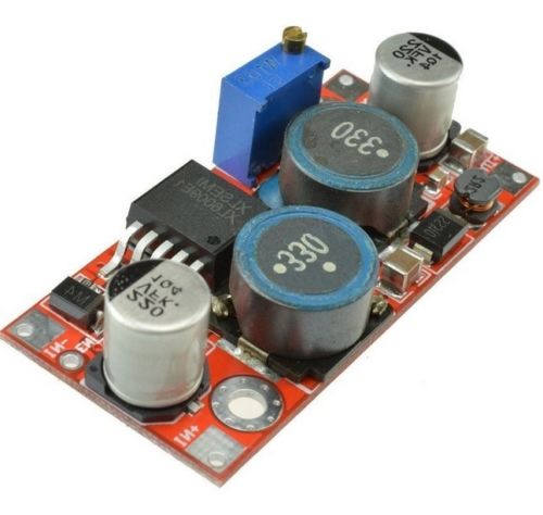 XL6009 Boost Buck DC-DC Adjustable Step Up Down Converter Module XL6009 Power Supply Module Voltage 5-32V To 1.2-35V