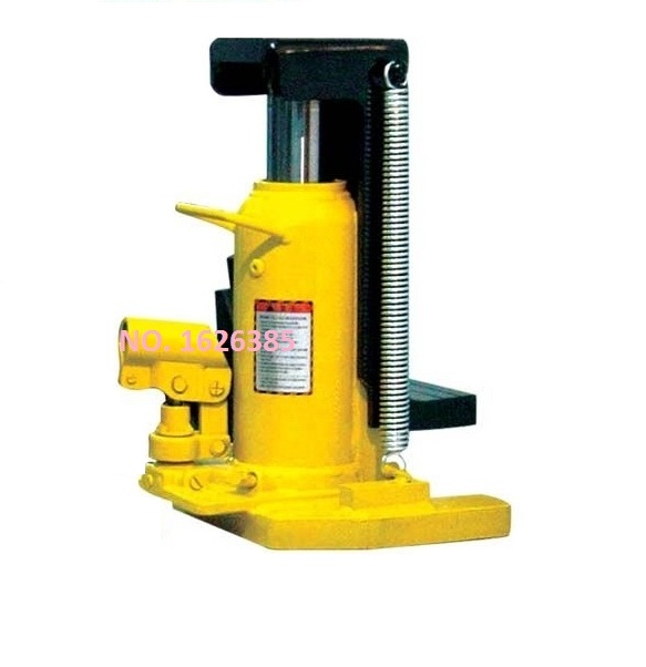 2.5Ton 5Ton manual hydraulic cylinder with toe-lift jack auto repairing tool lifting tool equipment hydraulic toe claw paw jack