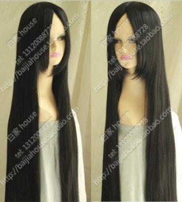 Ragazza capelli lunghi 2 metri
