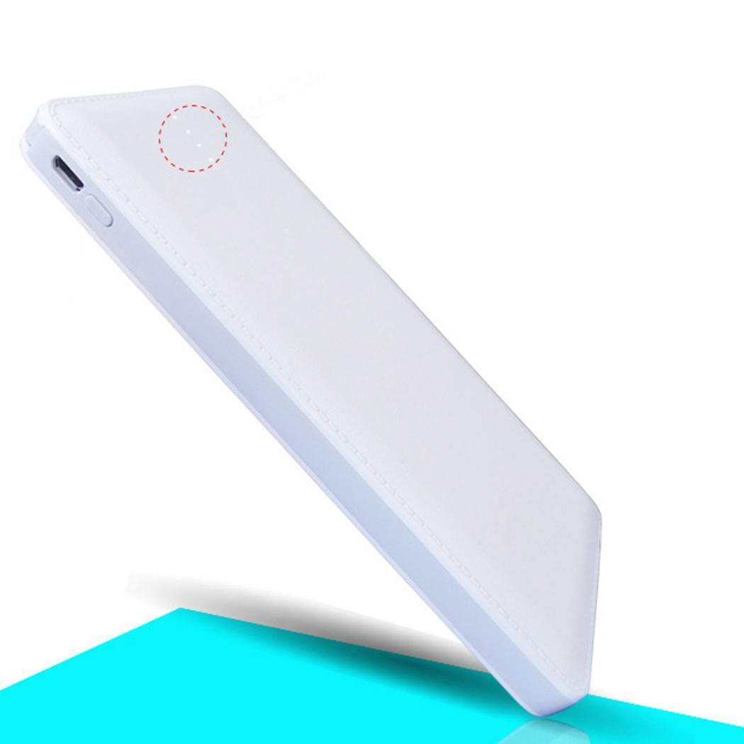 Portable 20000mAh Power Bank for iPhone Samsung Xiaomi MI Charging with USB Cable Powerbank External Battery Pack Dropshipping usb battery bank charger