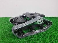Tr300mt цистерны шасси Металл гусеничный 37 Мотор Интеллектуальный автомобиль робот База