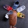 2017 Nuevos Zapatos de Bebé Ocasionales, Niños Bebés Primer Caminante Zapatos Del Niño Del Bebé Traje de 0-18 Meses Mutli-bebe sapatos Color r243
