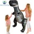 185 см Гигантский Надувной Динозавр Детская Игрушка Tyrannosaurus Rex Хэллоуин/День Рождения Украшения Реквизит Партия Поставки Пользу Животных